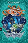 Sea Quest 01 - Cephalox, die Riesenkrake von Adam Blade (2013, Gebundene Ausgabe)