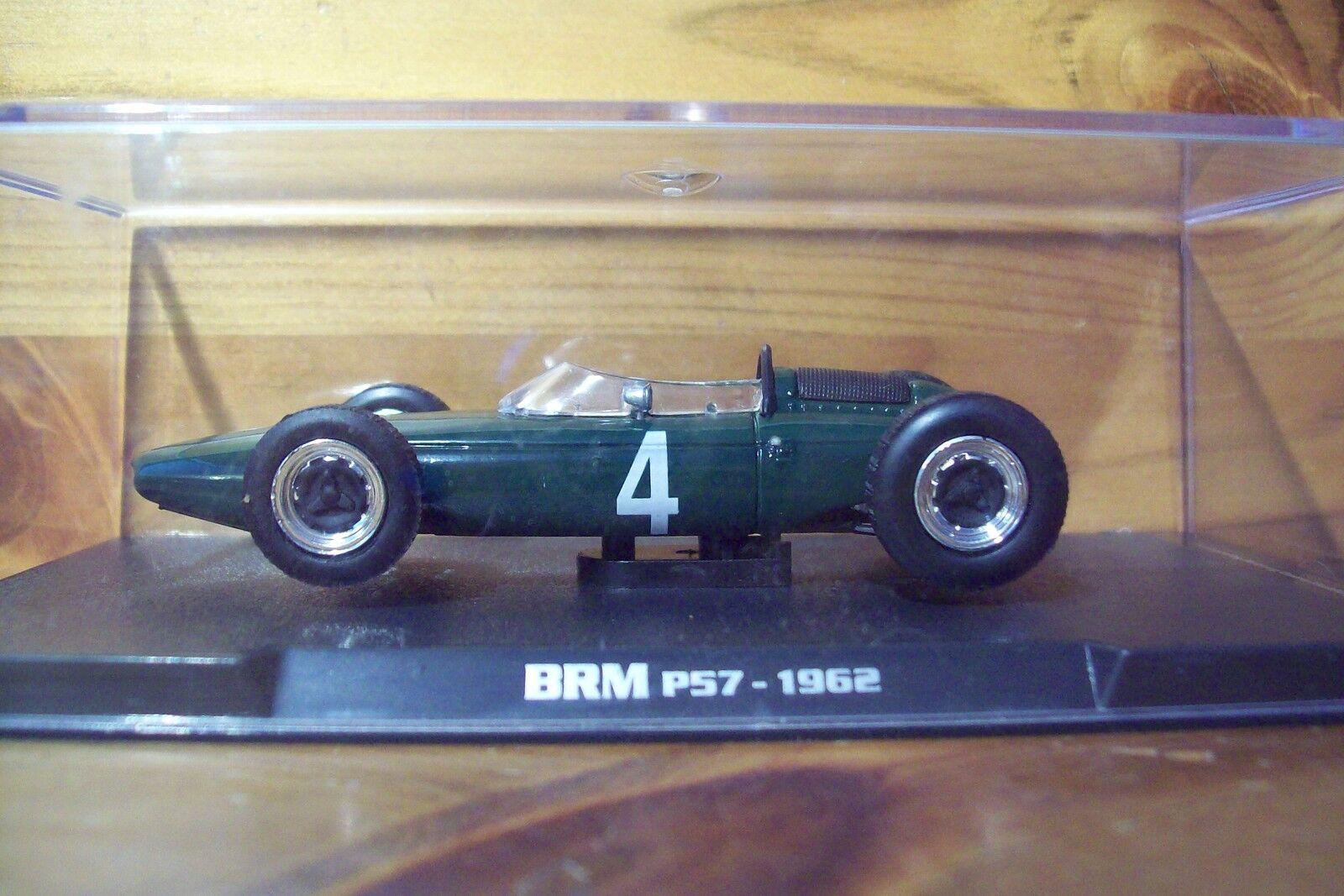 1 43 RBA 1962 BRM P57 GRAHAM HILL 1962 WORLD CHAMPION