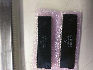 8-BIT PERIPHERALS 1PCS MC6808P DIP-40 8-BIT MCUS