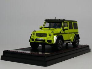 1-43-MERCEDES-BENZ-G-500-4x4-Diecast-model-car