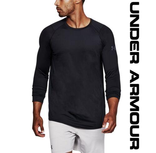 Under Armour Men's Long Sleeve Shirt MK-1 Sport Tee T-Shirt Herren 1306431-001
