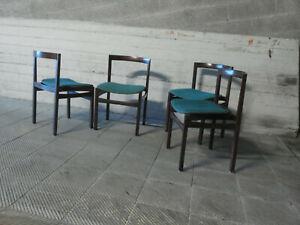Sedie Vintage Anni 60.Sedie Vintage Anni 60 70 Design Ausenda Per Stilwood Old Chair
