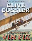 The Adventures of Vin Fiz by Clive Cussler (2006, Hardcover)