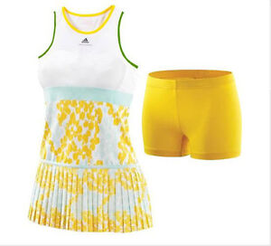 adidas girls tennis outfit