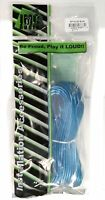 25' Speaker Wire 16 Ga Gauge High Quality Car Or Home Audio Guage Blue on sale