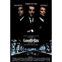 Goodfellas Movie Poster - 90's Gangster Theatrical Size Print - Deniro Pesci