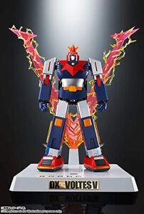 PSL Bandai Spirits DX Soul of Chogokin VOLT IN BOX Voltes V Action Figure Japan
