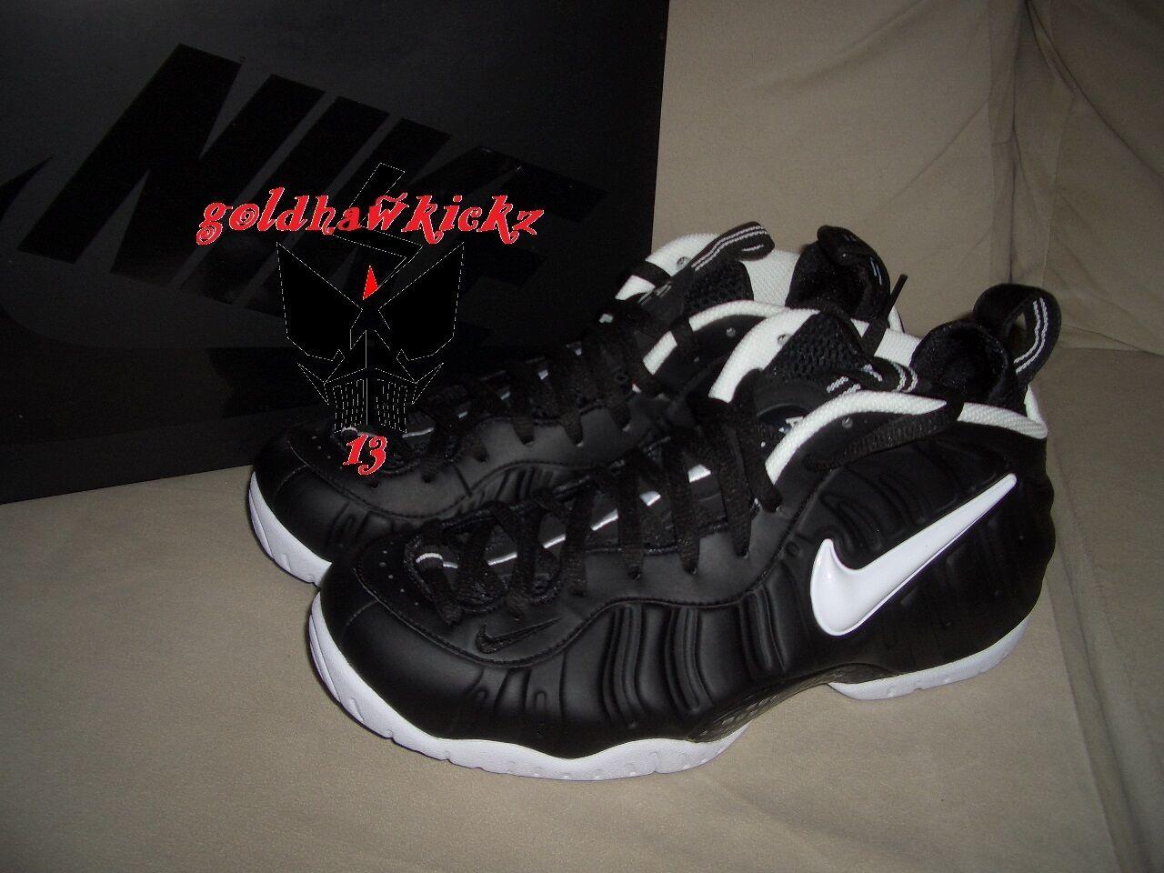 Nike Air Foamposite Blanc pro 624041-006 dr doom noir  Blanc Foamposite penny hardaway 32931d