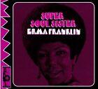 Super Soul Sister [Digipak] * by Erma Franklin (CD, Jun-2011, Vampi Soul)