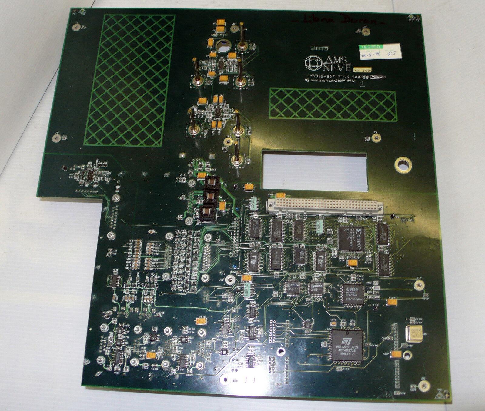 Card Ams Neve For Mixer Studio Libra