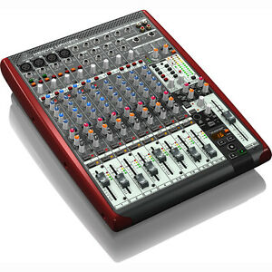 Behringer-Xenyx-802-8-Input-2-Bus-3-band-EQ-Analog-Mixer-w-Mic-Preamps