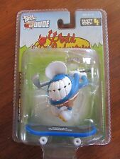 """Tech Deck Dude """"Tiger Willy""""  Skate Crew 4 Full Metal World Industries New #5676"""