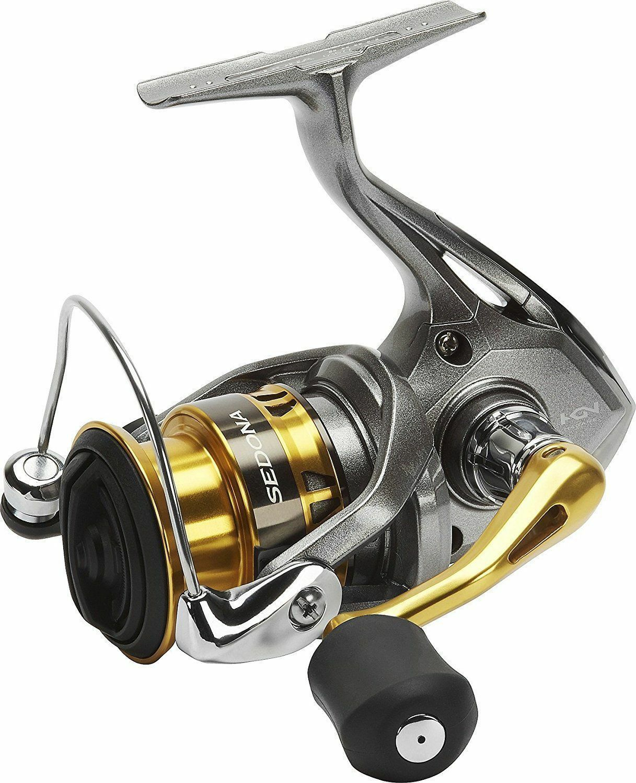 Shimano Sedona FI  , Spinning Fishing Rreel, Hagane Gear, Model 2017, SE1000FI  sale online