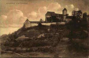 Schloss-Thierberg-Kufstein-Tirol-Osterreich-s-w-AK-1910-Verlag-Hering-Langenburg