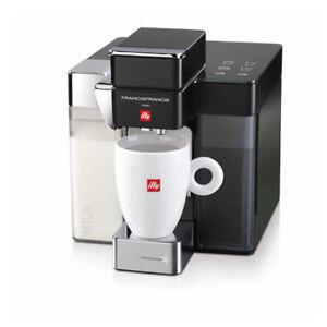 ILLY-Iperespresso-Kaffeemachinen-Y5-MILK-Espresso-amp-Kaffee-Schwarz-Milch