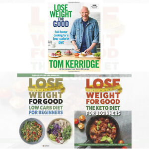 Low-Calorie-Diet-Cooking-Tom-Kerridge-Lose-Weight-For-Good-3-Books-Collection