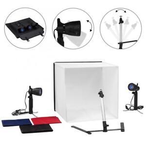 Fotozelt-Fotostudio-Lichtwuerfel-Lichtzelt-Hintergrund-Ministudio-Lichtkasten