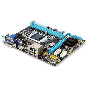 NEW-for-Intel-H81-Socket-LGA-1150-MicroATX-Computer-Motherboard-DDR3-Mainboard