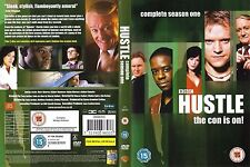 HUSTLE  COMPLETE SEASON ONE  DVD