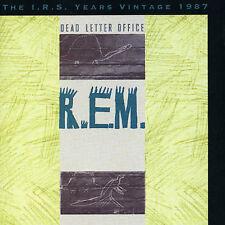 R.E.M. - DEAD LETTER OFFICE [IMPORT WITH BONUS TRACKS] NEW CD