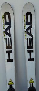 Skis-parabolique-d-039-occasion-HEAD-Worlducp-Rebels-I-GS-Team-158cm-et-165cm