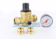 Altecnic ERES Acqua Riduttore di pressione in ottone PRV 15mm & 22mm RACCORDI UK NUOVO