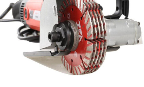 Wall Groove Cutting Machine Slotting Machine Cutter For Granite Marble 220V