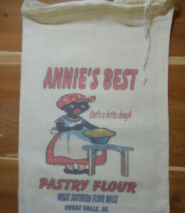 RL-01-Annie-039-s-Flour-Bag-Sack-Feed-Seed-Novelty-Collectible-feedsack