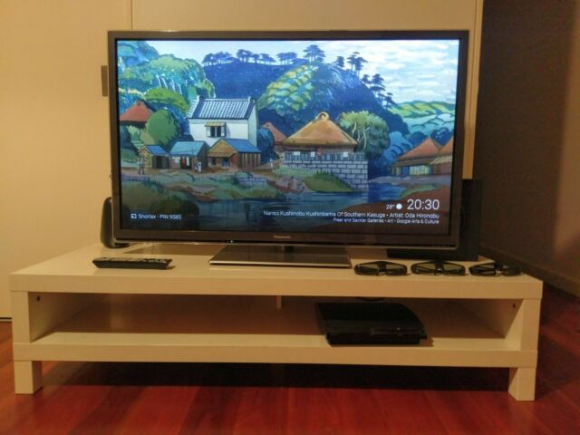 Panasonic Viera TH-P50ST50A TV Windows