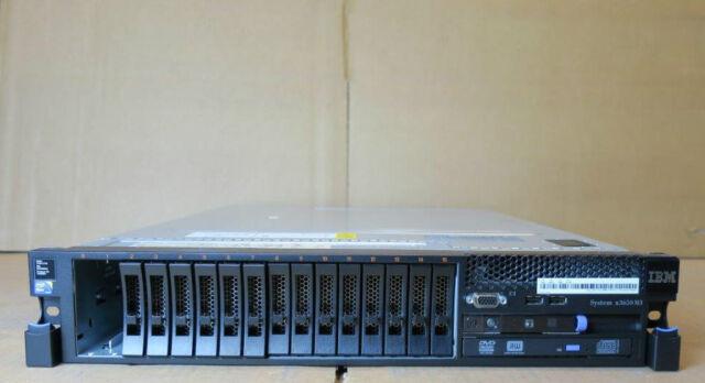 IBM System x3650 M3 7945-CTO Xeon Six Core X5660 2.80GHz 16GB RAID Rack Server