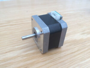 Details about NEMA17 Stepper Motor Off Used CTC Replicator/Bizer 3D printer  Part