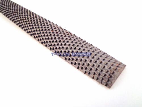 """Narex 250 mm 10/"""" Half Round Coarse Cut Woodworking Rasp 872523 Czech Republic"""