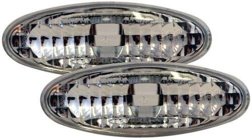 Jaguar S-TYPE XK Lado Luz Indicador Repetidor Crystal Clear