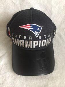 New England Patriots Super Bowl LI 51 Champions Locker Room 9Forty ... db7255f29