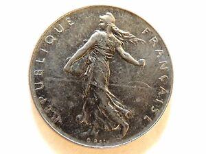 1973-France-One-1-Franc-Coin