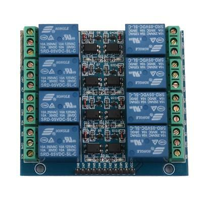 8-Channel DC 5V Relay Board Module pour Arduino Raspberry Pi DSP AVR PIC ARM