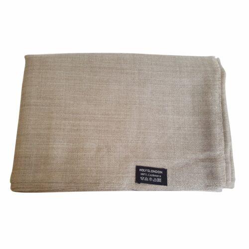 Holyslondon Inverno Plain Classic 100/% Lana Fine Cashmere Scialle Lungo Caldo Wrap