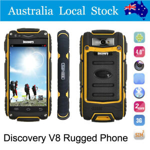 4 0 Quot Discovery V8 3g Smartphone Rugged Android 4 2