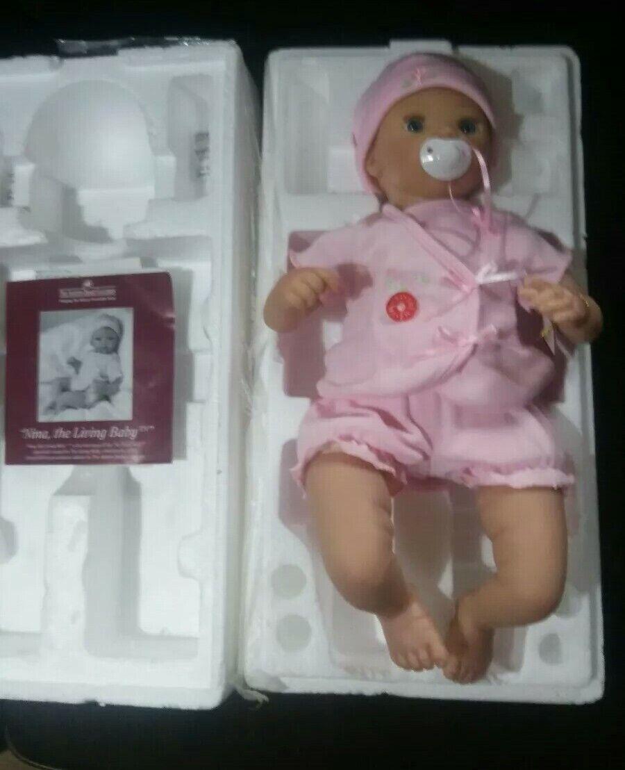 ASHTON Drake Nina i i i vivi bambino reborn bambola 72d1e3