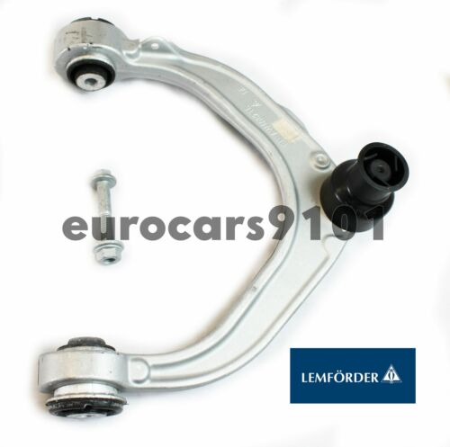 BMW X5 Lemforder Front Left /& Right Upper Control Arms 31126863785 31126863786