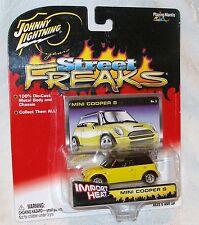 #30 Johnny Lightning  Street Freaks - Mini-Cooper S