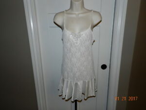 delicates ladies short nightgown gown dress night lingerie