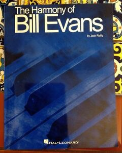 The-Harmony-of-Bill-Evans-by-Jackie-Reilly-1994-Paperback-Free-Shipping