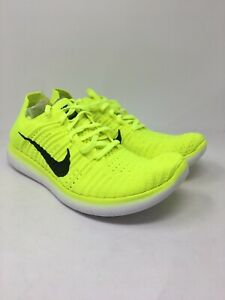 Free RN Flyknit MS Running Shoes Size