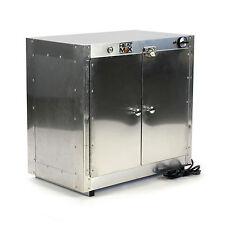 HeatMax Commercial Countertop Hot Box Cabinet Food Warmer 25 x 15 x 24 Display