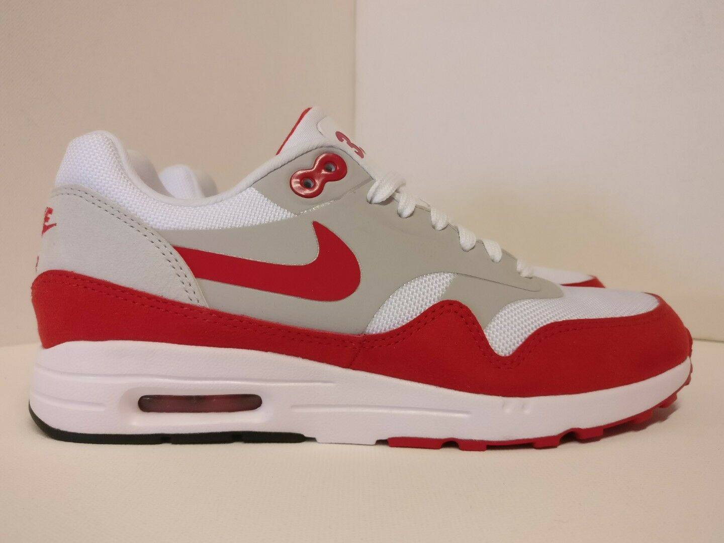 Nike Damenschuhe Air Max Day 1 Ultra 2.0 University LE UK 3.5 Weiß University 2.0 ROT 908489101 6ff231