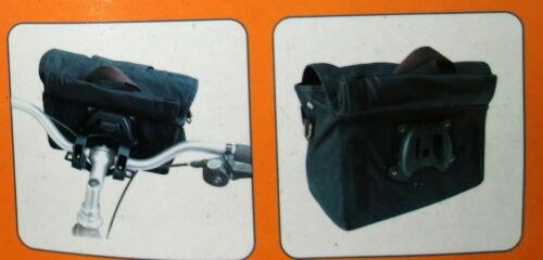 Speq Sacoche de Vélo//Guidon Sac//Sac A Main 6 L Noir