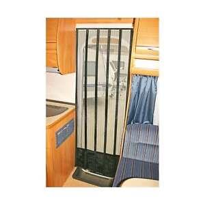 605082 Zanzariera per porta camper caravan universale 185x56 cm  RN