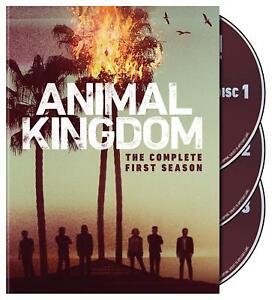 Animal-Kingdom-Ellen-Barkin-TV-Series-Complete-Season-1-One-NEW-3-DISC-DVD-SET
