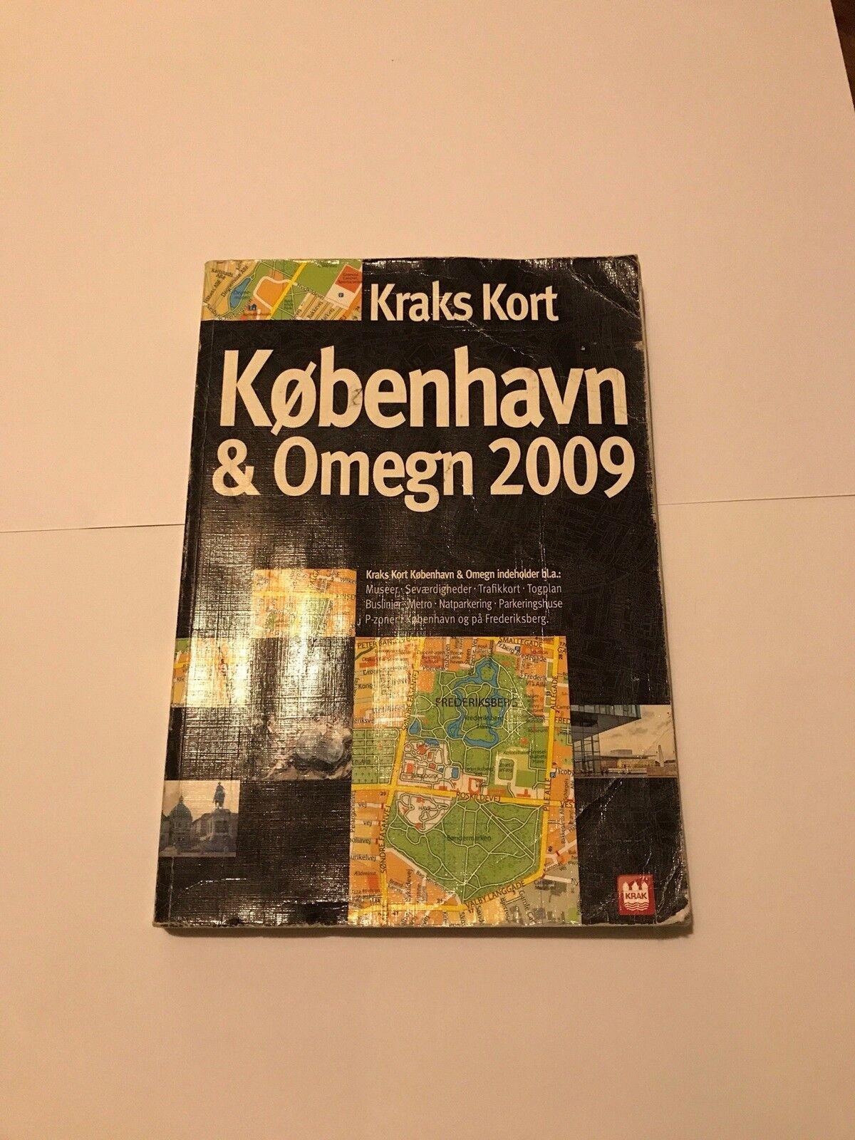 Kobenhavn Omegn 2009 Kraks Kort Dba Dk Kob Og Salg Af Nyt